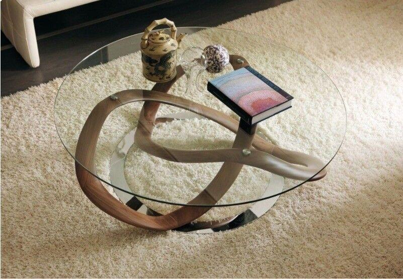 Stefano Bigi Canaletta Infinity Coffee Table