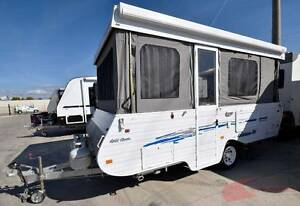 Goldstream Camper with shower & toilet Wodonga Wodonga Area Preview