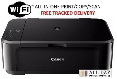 Canon PIXMA MG3650 Wireless All in One Inkjet Printer WiFi USB included NO inks