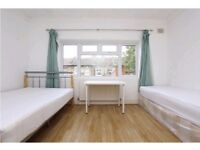 Comfortable Twin Room. Also available for SHORT stay