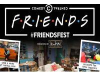 x2 FRIENDSFEST BRISTOL Fri 24th August, 7pm set view FACE VALUE
