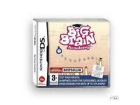 Nintendo DS Big Brain Academy
