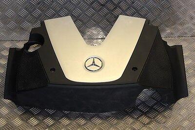 Mercedes W164 W221 420CDI V8 Motorabdeckung Abdeckung Motor oben A6290101067