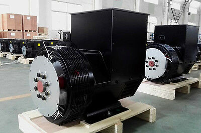 Generator Alternator Head 224g-75 Kw 3 Phase Sae 211.5 Pdg Industrial