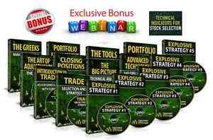 Stock option trading education