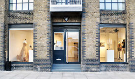 Rent Gallery space for Christmas Pop-up Retail now