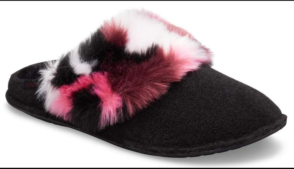 Crocs So Luxe Slipper Unisex Statement Collection Comfort Warmth Winter UK3-9
