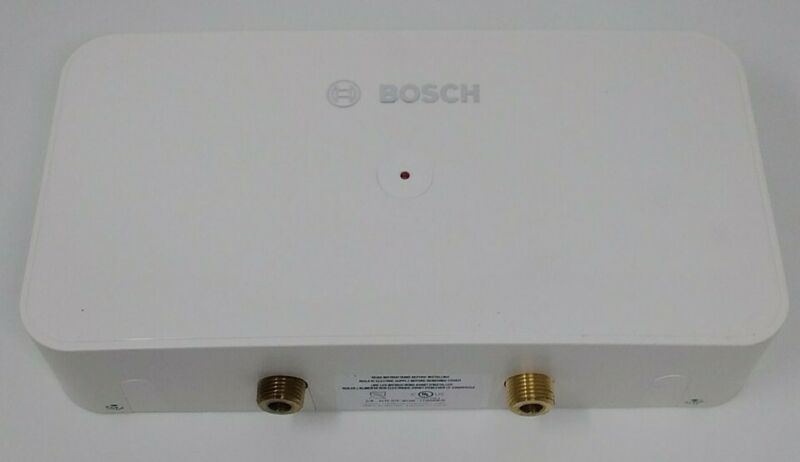 Bosch Electric Tankless Water Heater Tronic 3000 US7-2