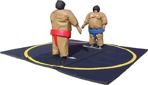 Sumo Suits Evanston Gawler Area Preview