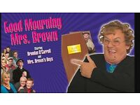 6 MRS BROWNS BOYS TICKETS HALF PRICE TODAY ONLY