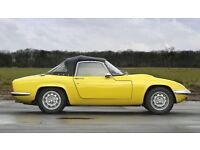 LOTUS ELANS WANTED LOTUS ELANS WANTED ANY CONDITION CONSIDERED