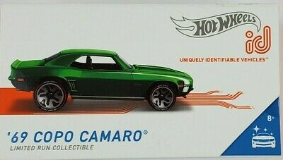 Hot Wheels ID 69 Copo Camaro Limited Edition 1/64 Series 2