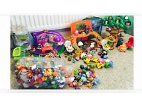 Moshi Monsters. A huge selection of themed Moshi Monster figures and accessories.