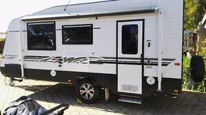For Hire Family Triple Bunk Caravan Canning Vale Canning Area Preview
