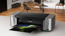 Canon Pixma Pro 100s A3 Professional Printer, quick sale