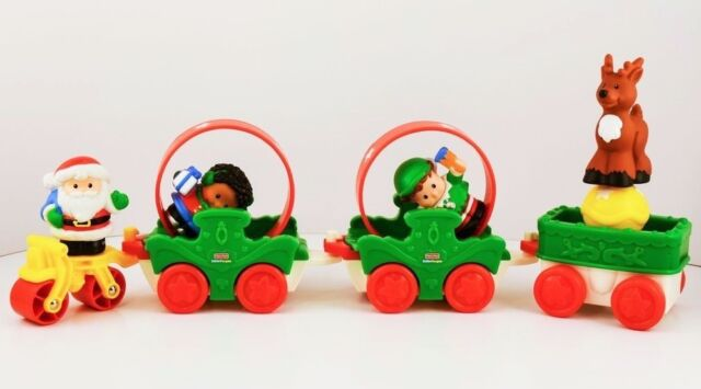 Fisher- Little People Christmas Parade Playset - Frustration | eBay