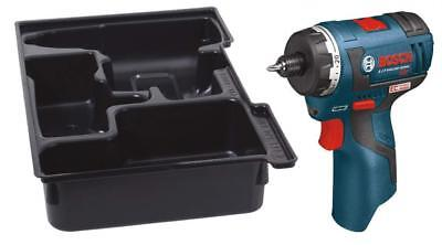 Bosch PS22BN Bare-Tool 12-volt Max Brushless Pocket Driver with Insert Tray...  ()