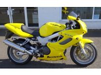 Honda VTR1000 Motorcycle (2001)