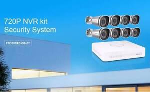 8 Camera  IP Security Camera NVR Bundle Malaga Swan Area Preview
