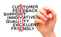 Customer Service Agent - looking for a new career? Start today.