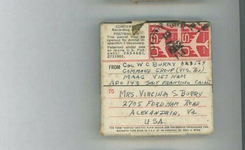 1962 8mm  HOME MOVIE VIETNAM VIET NAM WAR by US ARMY COLONEL  #4