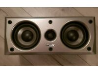 Mission M2S Center speaker