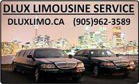 DLUX LIMOUSINE SERVICE - Limo for anytime!