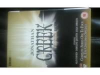 Dvd box set of Jonathan Creek