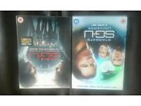 Dvd box sets of the TV series SGU