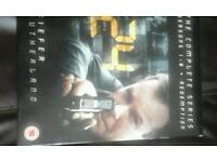 Dvd box set of TV series 24