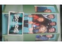 Dvd box set of TV series Scrubs