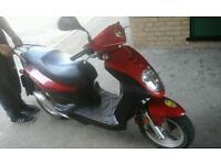Sym simpley 50 nice moped 50cc