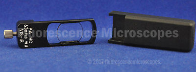 Zeiss Microscope Dic Slider 426962 For Pa 63x 1.0 W Hc Ii Visir Objective