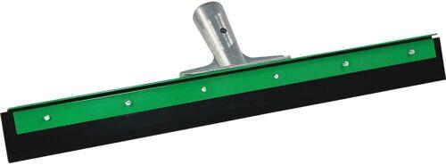 """Unger Aquadozer Heavy Duty Floor Squeegee 30"""" Blade Green/Black Rubber Straight"""
