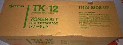 1600 Toner-kit (KYOCERA TONER KIT TK12 TK-12 FS1500 FS-1550 FS-1600 FS-3400 FS-3600 NEU #K )