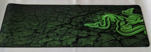 Glorious Extended Gaming Mouse Pad/Mat - Long Black Cloth Mo