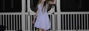Urban outfitters lilac dress