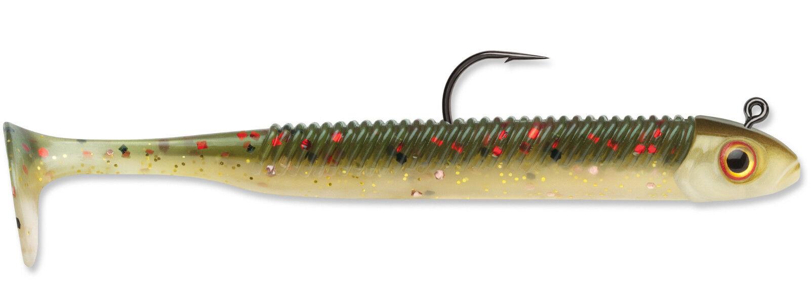 Yoshikawa Fishing Swimbaits Wiggle Shad 2.76-3.15/'/' Soft Plastic Lure Bass Perch