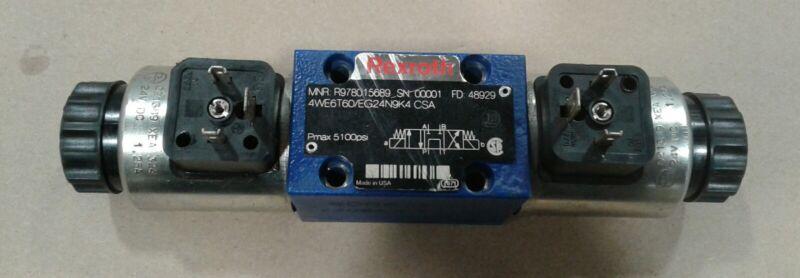 Rexroth Solenoid Valve R978015689 #1339KW A16PR2