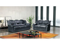 TEXAS SOFA RANGE ***LEATHER & FABRIC SOFAS***CORNER SOFAS AND 3+2 SETS **UK DELIVERY AVAILABLE