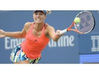 ANGELIQUE KERBER 5X7 2016 WESTERN /& SOUTHERN ATP TENNIS COLLECTOR CARD