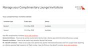 2 x Qantas Lounge Passes (Digital) - expires Dec 2018 Strathfield Strathfield Area Preview