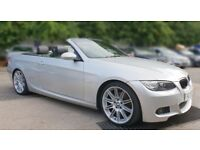 Well maintained full service history BMW 320i Petrol M Sport Pack Convertible for Sale