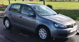 Volkswagen GOLF, 1.4 petrol, 5 door, '59 plate / 2009