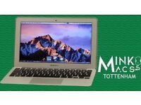 2015 APPLE MACBOOK AIR 11.4' i5@ 1.4Ghz 4GB RAM 120GB SSD MINKOS MACS TOTTENHAM WARRANTY IMMACULATE