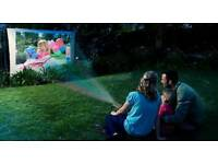 HD pocket projector icodis cb300 3D plus glasses