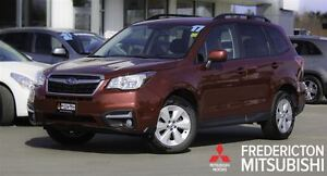 2017 Subaru Forester 2.5i CONVENIENCE! HEATED SEATS! ONLY 26K!