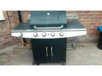 Kansas 4+1 burner BBQ/FREE DELIVERY