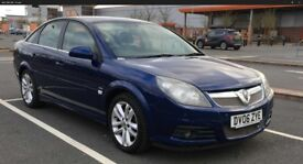 2006 Vauxhall Vectra 1.8 i VVT SRi 5dr,Full Service History, P/X WELCOME