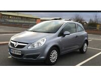 2008 Vauxhall Corsa 1.0 i 12v Life 3dr,Full Service History, P/X WELCOME
